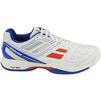 Кроссовки мужские Babolat PULSION ALL COURT M  WHITE/BLUE 30S16336/153