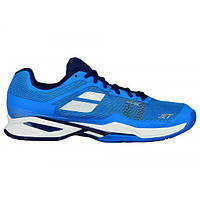 Кроссовки теннисные мужские Babolat JET MACH I ALL COURT MEN 42 DIVA BLUE/WHITE/ESTATE BLUE 30S18649/4034