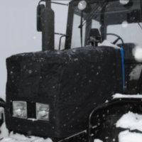 Утеплитель капота МТЗ-80,82 (чехол) 70-3914010, фото 1