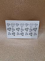 Слайдер для дизайна ногтей №33