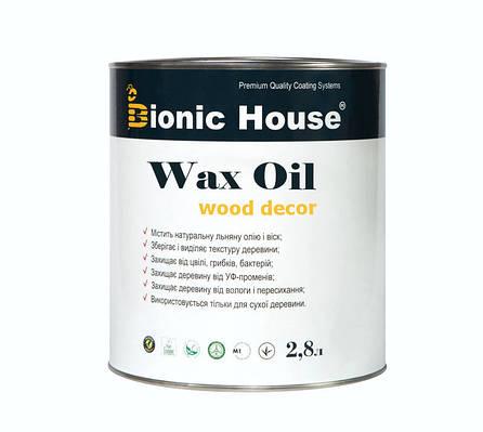 Масло-воск Bionic House Oil Wax 3л
