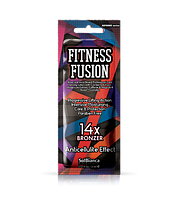 Крем для загара в солярии Solbianca Fitness Fusion 14х bronzer, 15 ml