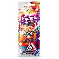 Крем для загара в солярии Solbianca Enigma с протеинами йогурта и маслом грецкого ореха, 15 ml