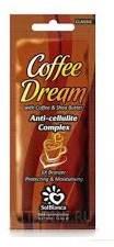 Крем для загара в солярии Solbianca Coffee Dream с маслами кофе, Ши и бронзаторами, 15 ml