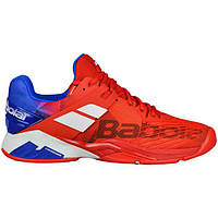 e10daaaf Кроссовки теннисные мужские Babolat PROPULSE FURY ALL COURT M 42,5 BRIGHT  RED/ELECTRIC BLUE 30S18208/5013