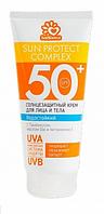 Солнцезащитное, водостойкое молочко Solbianca 50 SPF для лица и тела 200ml