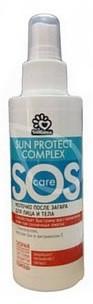 Молочко после загара Solbianca SOS с пантенолом 150ml