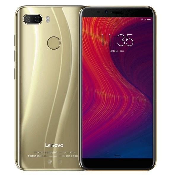 "Смартфон Lenovo K5 Play 3/32Gb Gold, 13+2/8Мп, Snapdragon 430, 2sim, 5.7"" IPS, 3000мАч, GPS, 8 ядер, 4G"