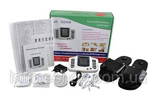 Электронный массажер JR-309, электро миостимулятор для всего тела, с доставкой по Киеву и Украине