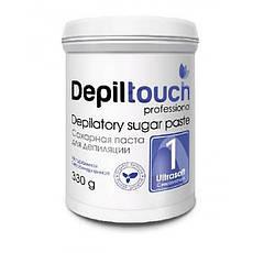 Сахарная паста для депиляции очень мягкая Depiltouch Professional 330g