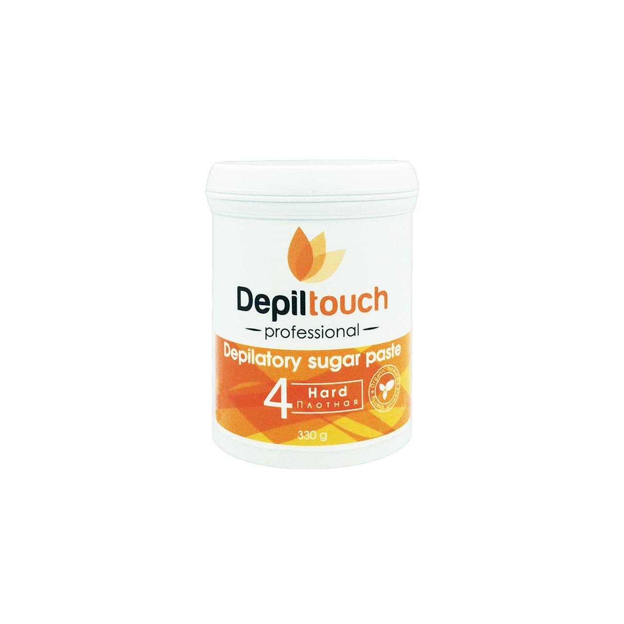 Сахарная паста для депиляции плотная Depiltouch Professional 330g
