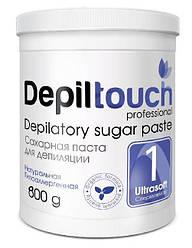 Сахарная паста для депиляции очень мягкая Depiltouch Professional 800g