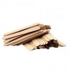 Шпатели Деревянные 150 мм*17 мм*2 мм (100 шт./уп.) КОРОБКА