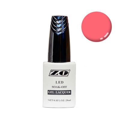 Гель-лак ZO светло-розовый, 20 мл