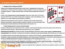 Керамическая электронагревательная панель UDEN-500D UDEN-S, фото 3