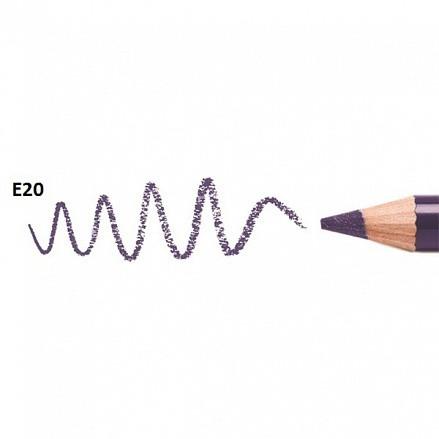 MakeUP Secret карандаш для глаз Е20 аметистовый (сатиновый)