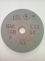 Круг шлифовальный зеленый 64С F46-80 300х40х127