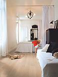 Ламінат Quick step колекція Impressive ultra декор Дуб білий, лакований, фото 3