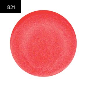 MakeUP Secret Помада №821 (Lip Color) плотный коралловый с шиммером глянец