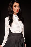 Рубашка женская белый МЕРИ