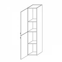 Высокий шкаф Gorenje Leonides E 35.07