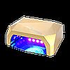 Гибридная CCFL+LED лампа 36W Quick CCFL LED Nail Lamp, фото 8