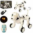 Собака-робот Zoomer 619 интерактивная на р/у на аккумуляторах, фото 2