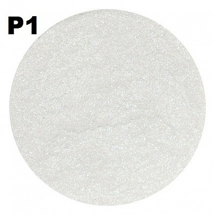 MakeUP Secret Тени рассыпчатые PP1 (Pigment PP1) белые перламутр