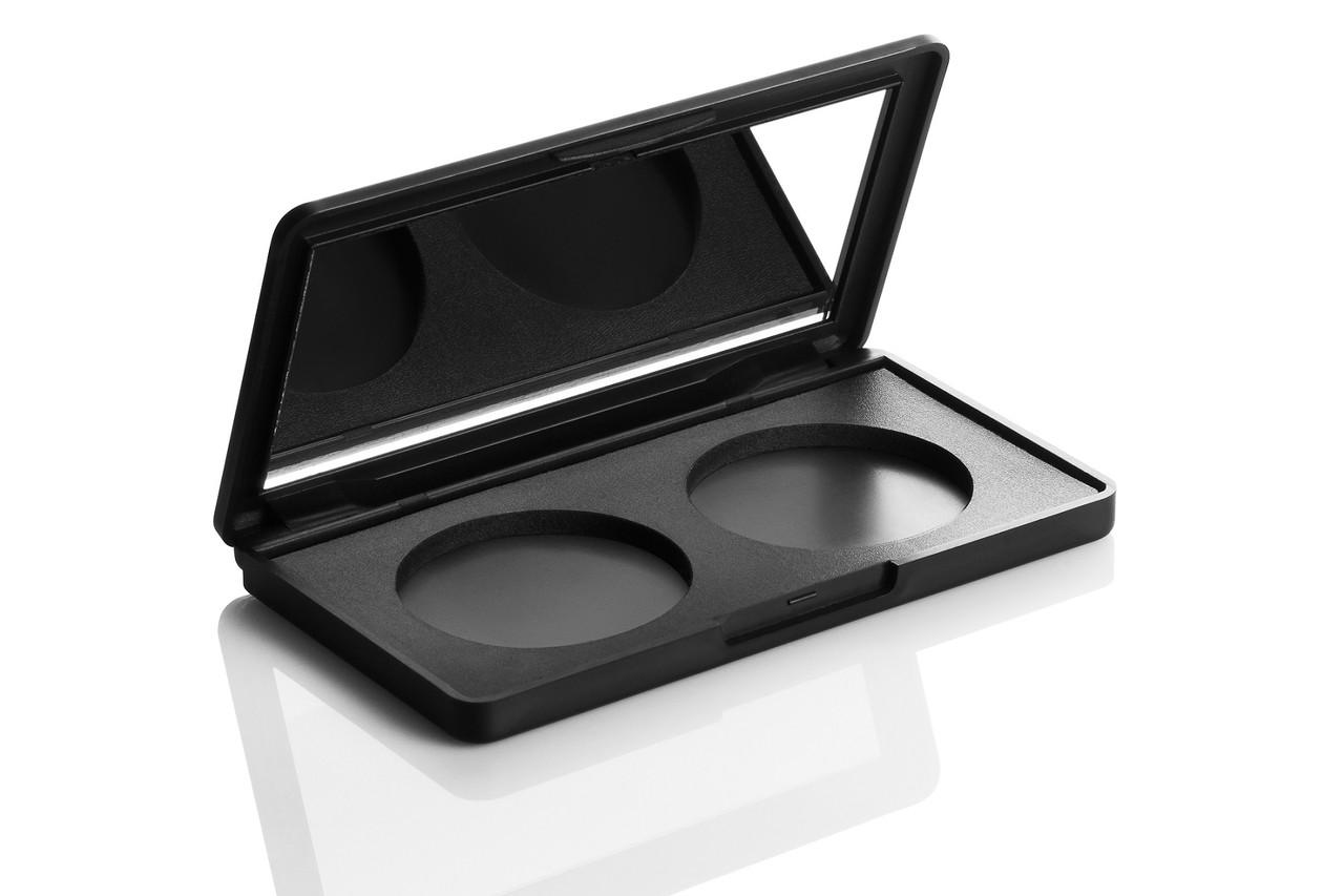 MakeUP Secret Футляр для румян & сухих корректоров (на 2 шт) d 44 мм