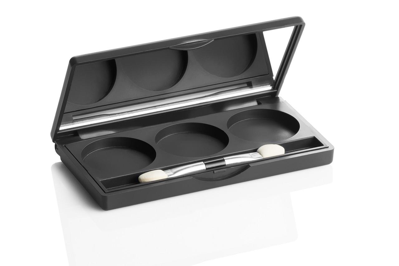 MakeUP Secret Футляр для теней & помады 2гр (d-26 мм) на 3 шт.