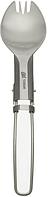 Ложко-вилка складная титановая Esbit FSP17-TI, фото 1