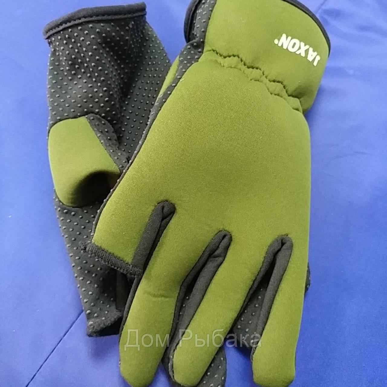 Перчатки неопреновые Jaxon 103 XL (316861)