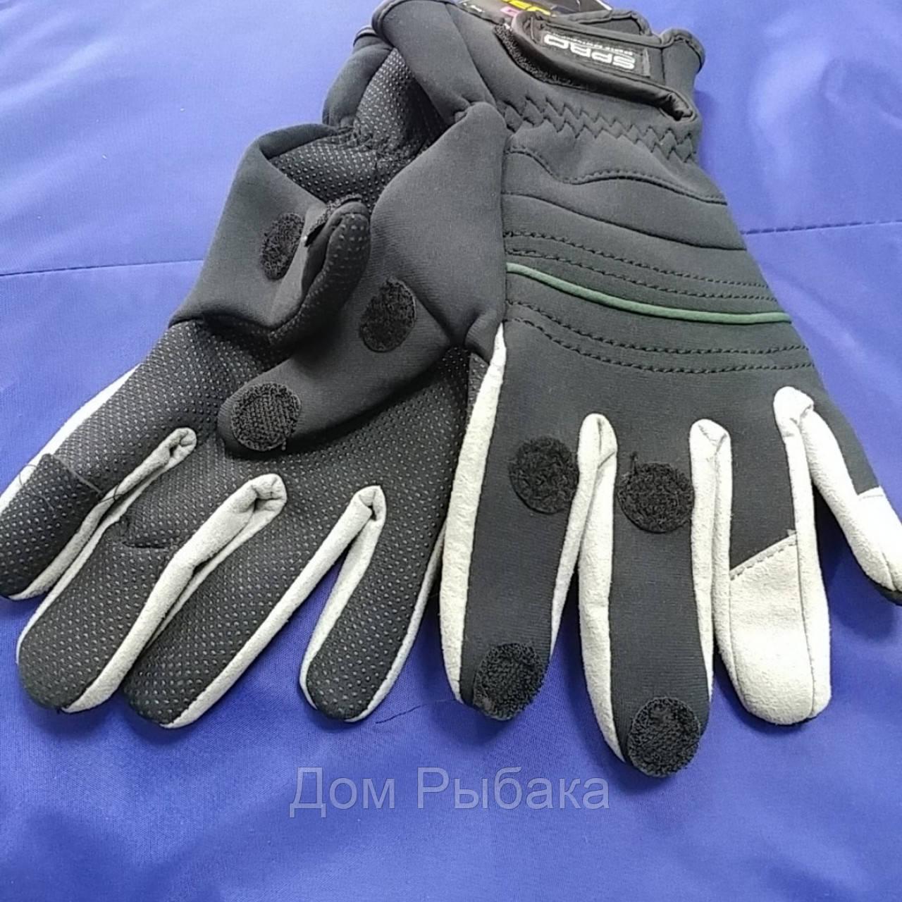 Перчатки неопреновые SPRO Neoprene Gloves L(7085100)