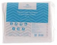 Одноразовые полотенца Monaco Style гладкие (40х70см) 100шт нарезные