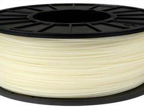 Пластик в котушці Nylon 1,75 мм Натуральний, 0.75 кг, MonoFilament