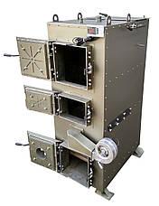 Твердотопливный котел на дровах 120 кВт DM-STELLA (двухконтурный), фото 2