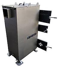Твердотопливный котел на дровах 120 кВт DM-STELLA (двухконтурный), фото 3