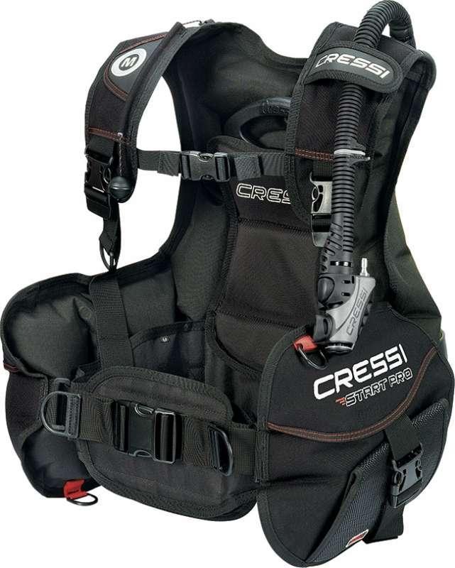 Компенсатор плавучості Cressi-sub START PRO