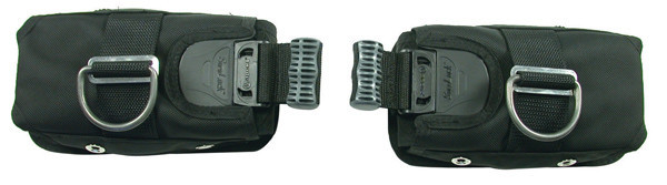 Грузовая система APEKS SURE LOCK (2 кармана по 4,5 кг)
