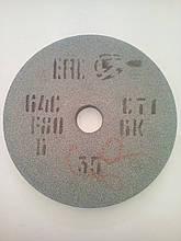 Круг шлифовальный зеленый 250х20х32 64С F46-80 СТ-СМ