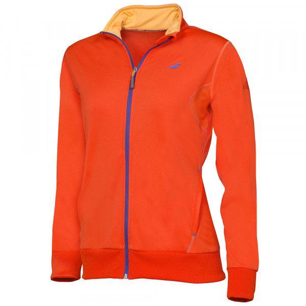 d1cbac94 Спортивная кофта женская Babolat SWEAT PERFORMANCE WOMEN RED 2WF16041/104 -  Babolat-shop в