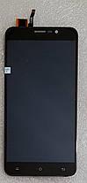 Модуль (дисплей + сенсор) для Cubot Note S black, фото 3