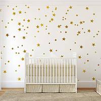 Наклейки на стену Звезды