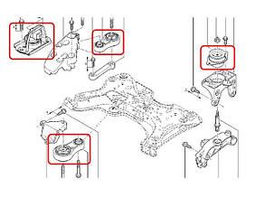 Подушки(опоры) двигателя/ коробки передач
