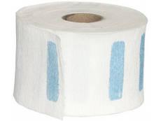 Воротник бумажный эластичный на картонной шпуле,  ТУБА (5 РУЛ ПО 100ШТ)