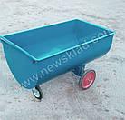 Візок для сухих кормів 400л, Тележка для сухих кормов 400л, фото 5