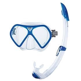 Набор маска + трубка Seac Sub FUSION
