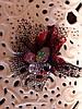 Заколка бантик заколочка для волос черный бант, фото 4