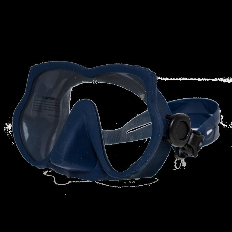 Маска для плавания Marlin Frameless Excel Blue