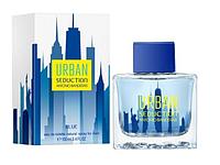 Чоловічий парфум Antonio Banderas Urban Blue Seduction for Men, 100 мл